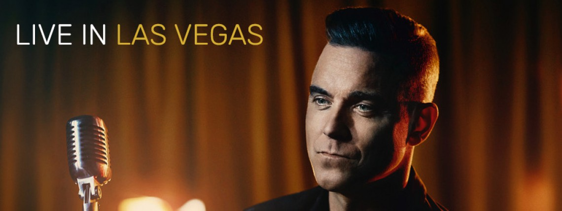 Robbie Williams Live In Las Vegas