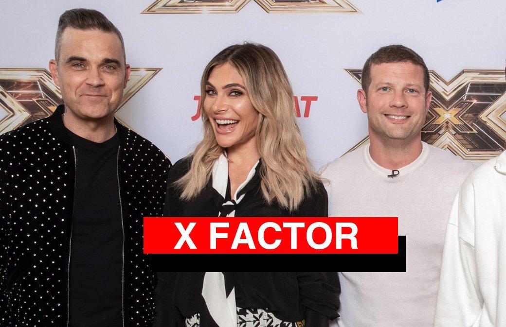 X Factor : Photos de la Conférence + Infos sur l'émission