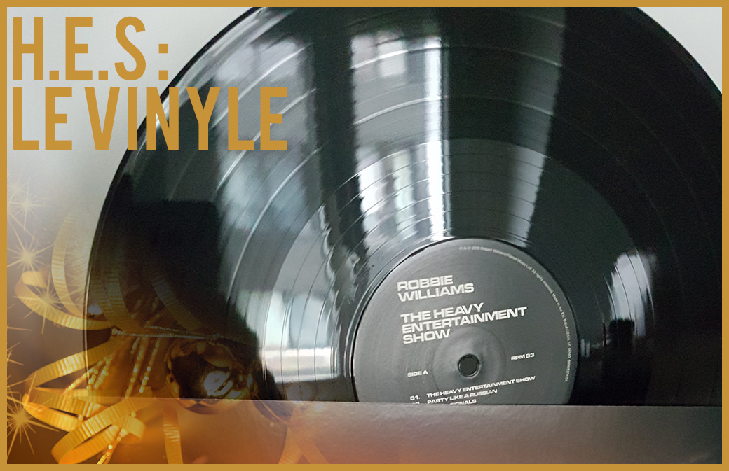 H.E.S : Le Vinyle ! Les Photos !