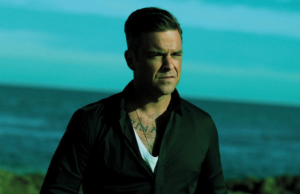 Robbie Williams : 6 titres inédits!