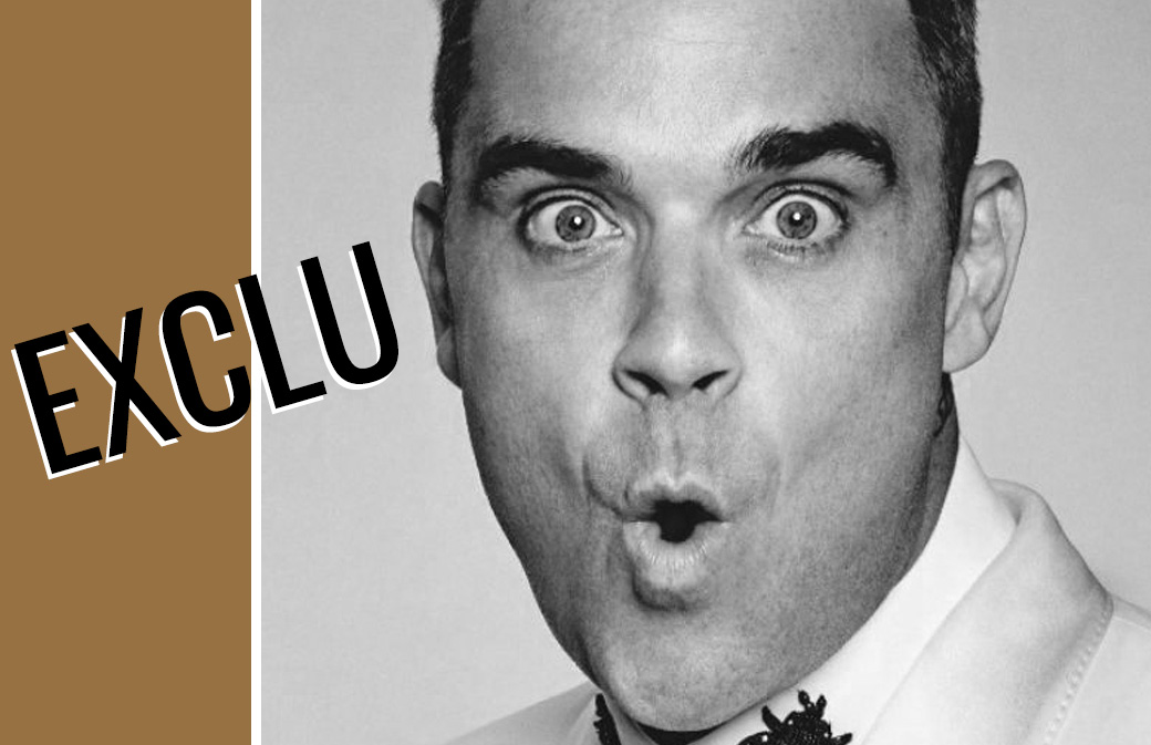 Exclusif : Robbie Williams reprend Winter Wonderland!