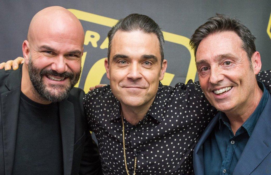 Radio 105 en Italie : Interview