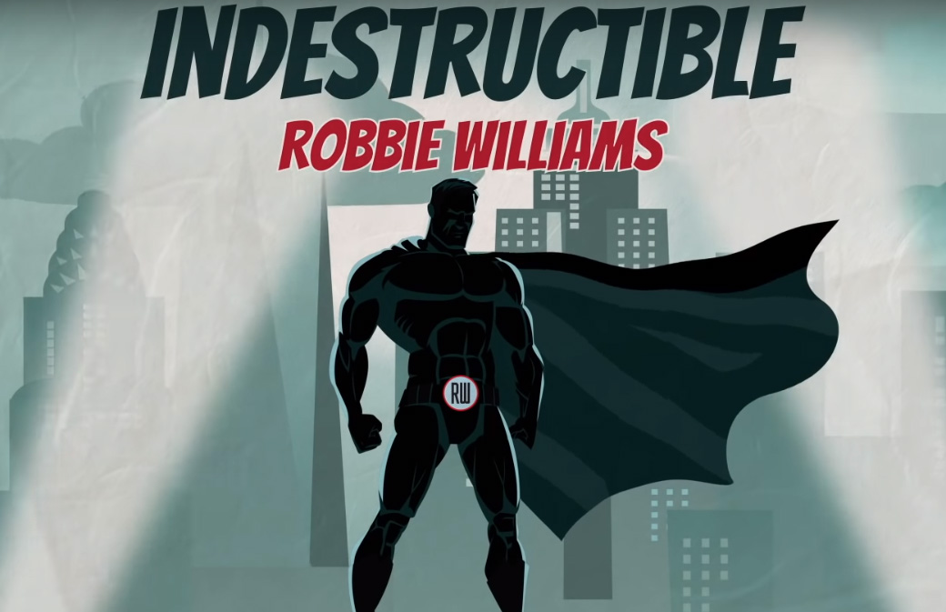 Indestructible : Official Lyric Video