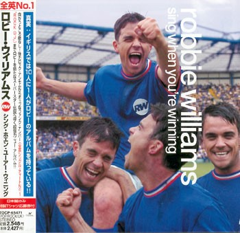 Sing When You're Winning (Japon - 1)