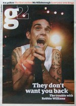 The Guardian - G2 (14/04/09)