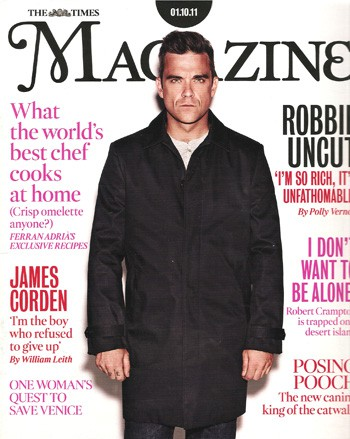 The Times Magazine (01/10/11)