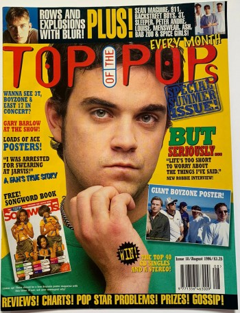 Top Of The Pops (Août 1996)
