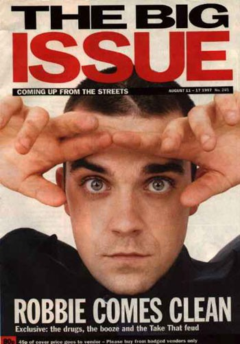 The Big Issue (Août 1997)