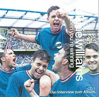 Sing When You're Winning (Allemagne - Interview - Promo)